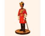 Sqn80 109 Indian Officer Governor's Bodyguard 1889 Painted