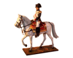 NF0031 Napoleon Mounted Year 1811 Painted