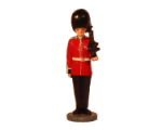 RPWM-10 Coldstream Guard at attention with SA80 rifle Painted