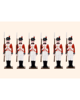 099 Toy Soldiers Set The Royal Marines Painted