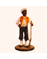 Sqn80 007 Private West Indian Regiment 1890 Kit