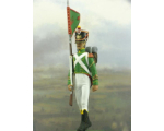 NF2103-01 The Guidon Bearer Painted