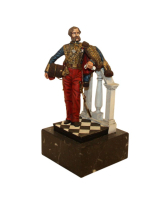ToL 057 – Colonel John Douglas of the 11th Hussars Crimean War – Size 100mm Painted