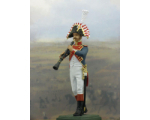 NF1083-01 Oboist Year 1810 Painted