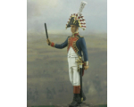 NF1093-01 Bandmaster Year 1810 Painted