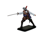 DO-J-005- The Duelist - Digital-Sculpt-Figures - 54mm Painted