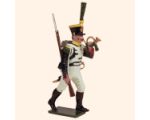 725 2 Toy Soldier Voltigeur Cornet Kit