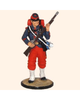 ToL 059 – Private The American Civil War, 90mm Model Soldiers – Size 90mm Painted