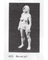 A22 - Bound Girl - Unpainted