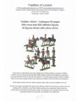 30mm Tradition Figures Catalogue