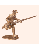D 06d Private Infantryman Charging 30mm Willie Foot Kit