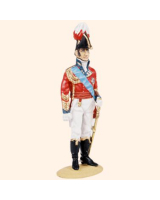 T54 464 The Duke of Wellington 1814 Painted