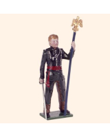 537 Toy Soldier Set Richard Sharpe Painted
