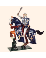 MK02 Toy Soldier Set Charles Duke of Orleans Painted