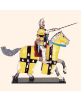 MK06 Toy Soldier Set Sir John de Grailly Painted