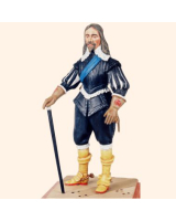 JW90 158 King Charles I Painted