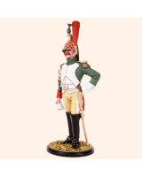 JW90 027 Officer Imperial Garde Dragoons 1812 Kit