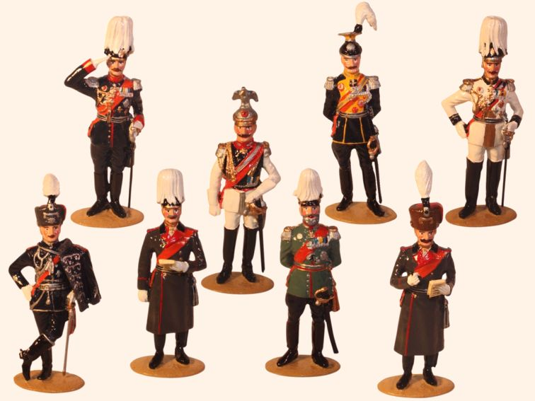 The Imperial German Army 1900