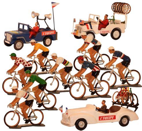 CBG Mignot Cyclists Tour de France