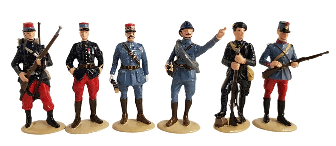 The French Army - First World War