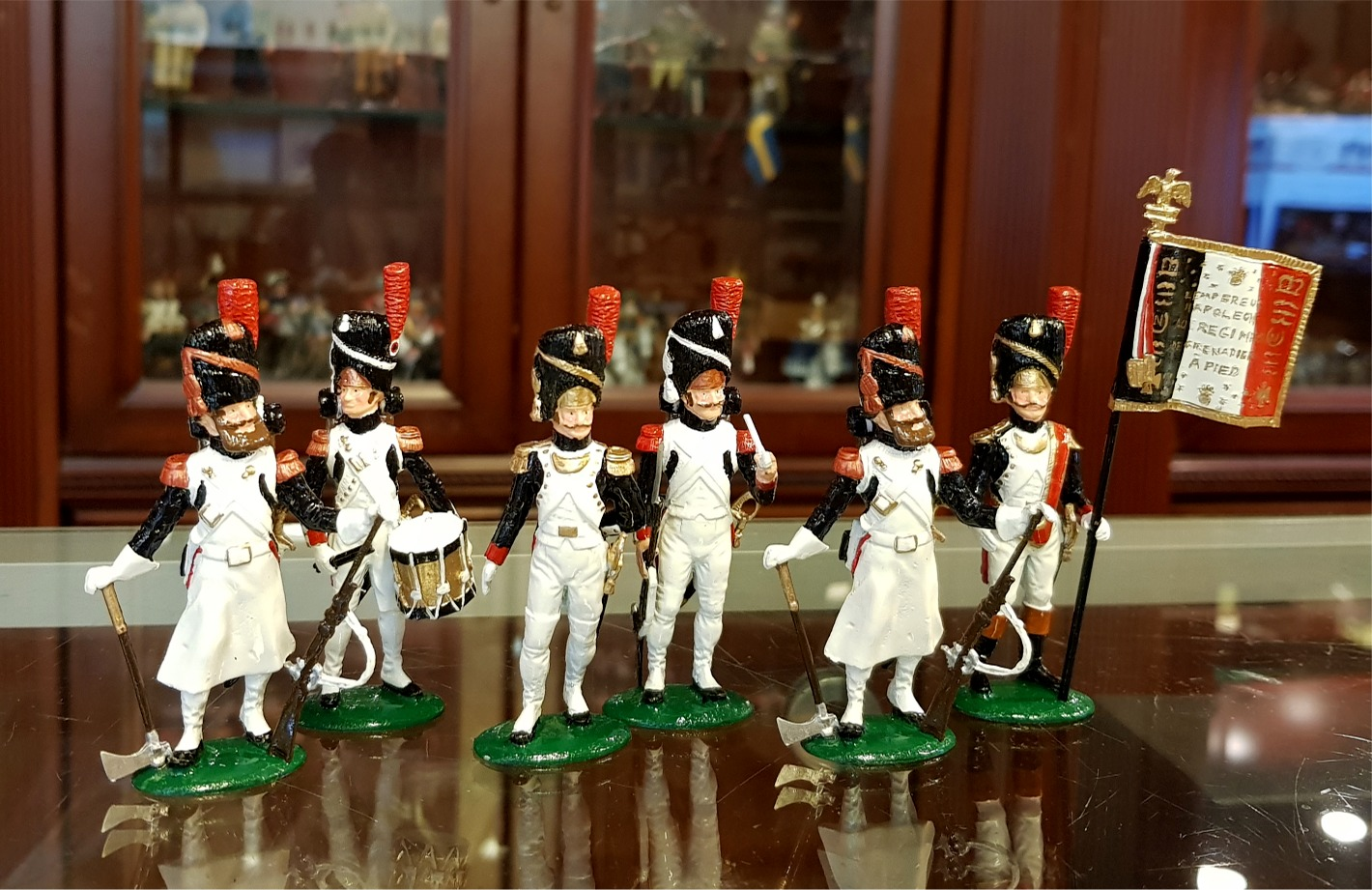 Garde Grenadiers Full Dress 1804-1815 - The French Army