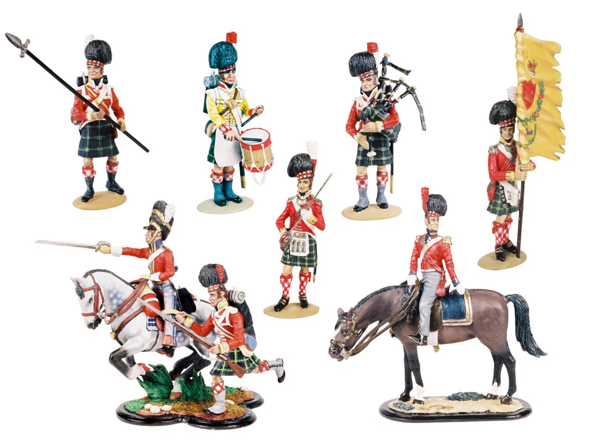 2018 Christmas set - The French Army - The First World War - 54mm ...