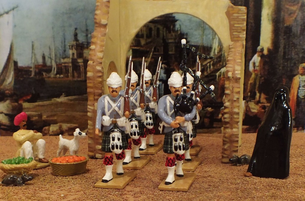 Work of KeithNairn Munro Toy Soldiers
