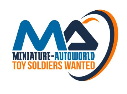 Minature-Autoworld TOY SOLDIERS WANTED