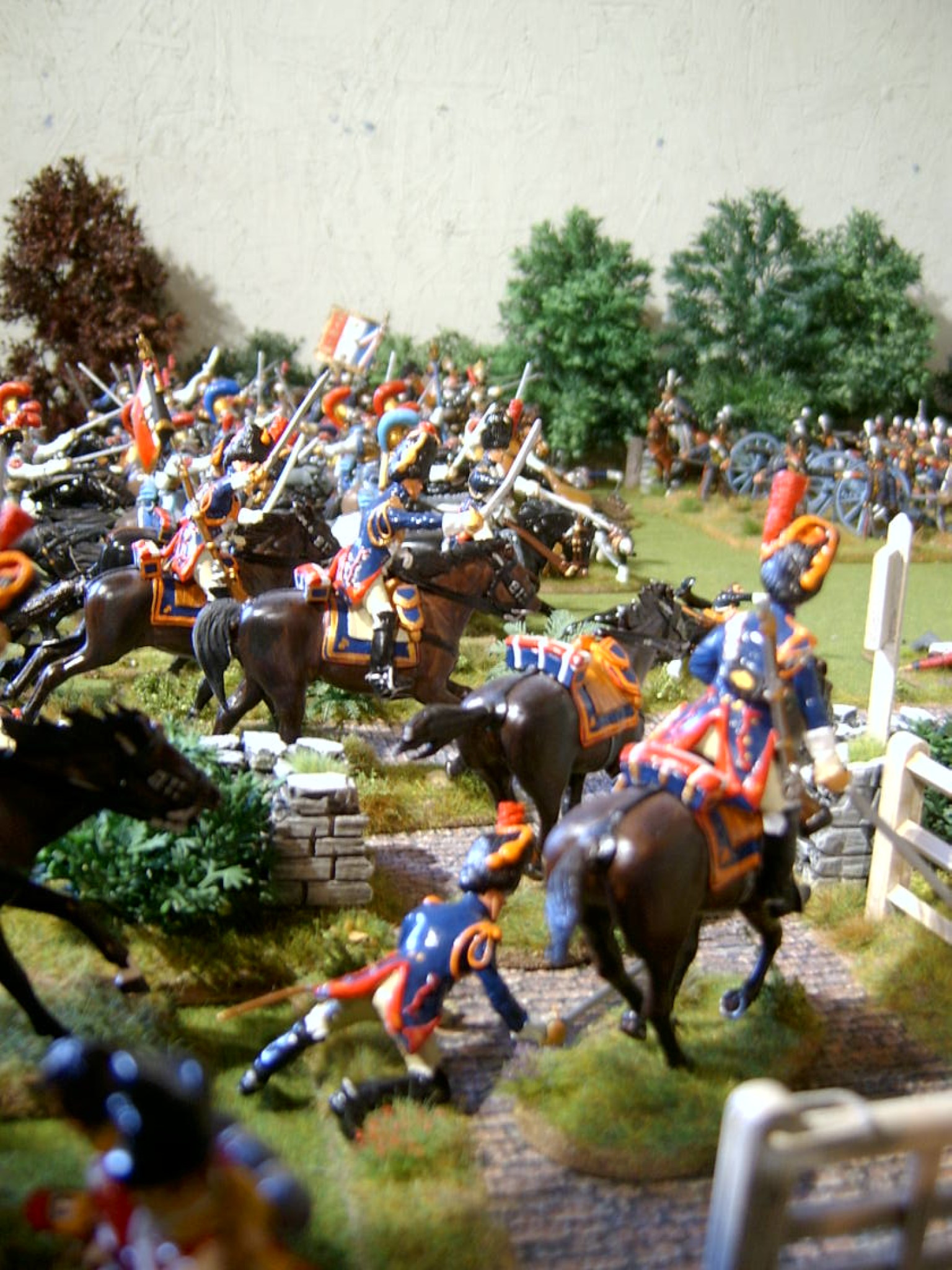 Model Figures Diorama 54mm