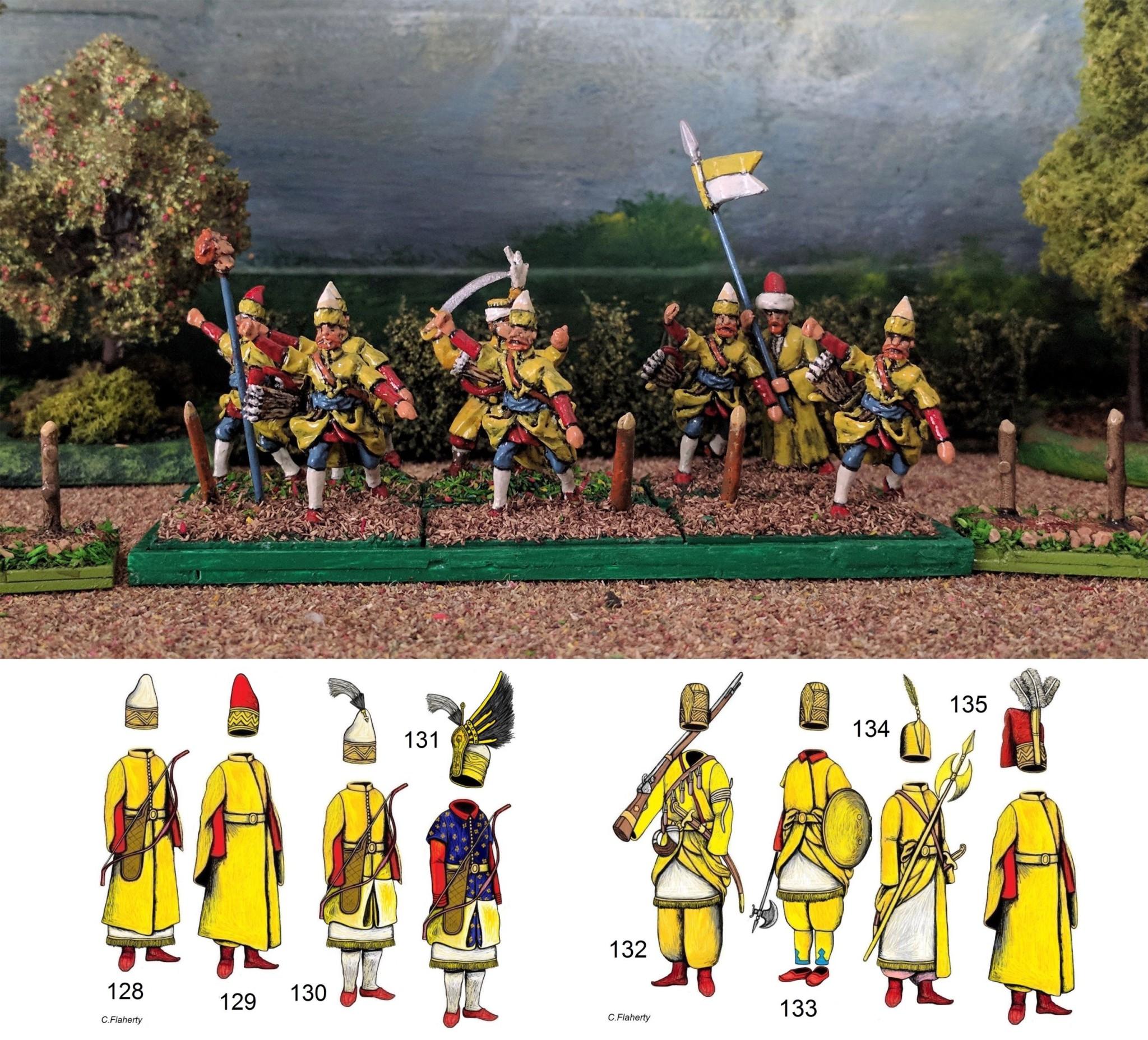 THE NAPOLEONIC OTTOMAN ARMY