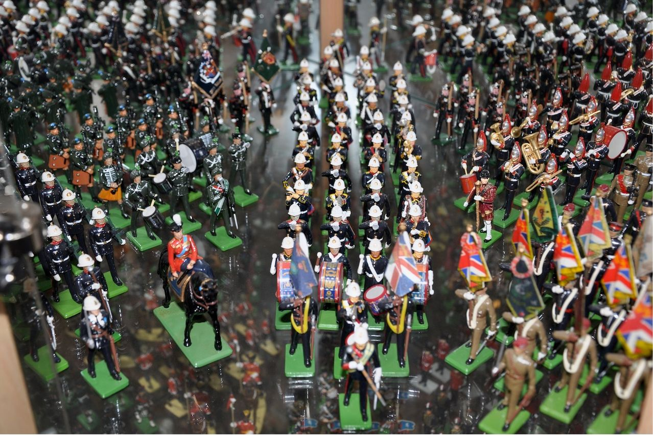 Paul D Jagger Toy Soldier Collection