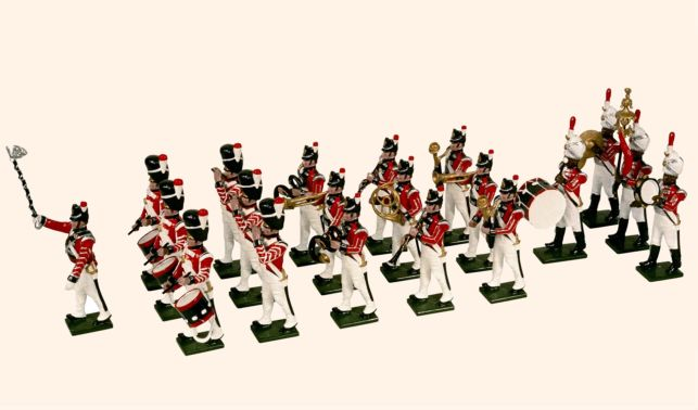 tradition of london toy soldiers and model figures online store