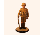 Sqn80 056 Private British Infantry Palestine 1916 WW1 Kit