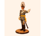 Sqn80 095 Officer German 1st. Garde Dragoons circa 1895 Painted