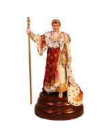 NF0010 The Coronation of Napoleon Painted