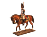 NF1000-01 Colonel of 1st regiment of foot Grenadiers Painted