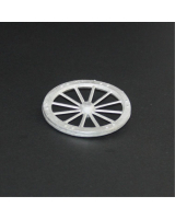No.099 Artilllery Gun part wheel - Kit, unpainted Scale 1:32/ 54mm