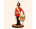 Sqn80 105 Drummer South Wales Borderers circa 1905 Painted