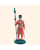JW90 YG Beefeater Yeoman Warder Kit