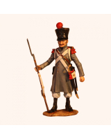 NF 01E Private in Greatcoat French Line Infantry Campaign Dress 1809-1815 Kit
