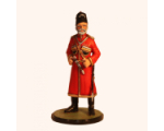 Sqn80 006 Officer Russian Escort Cossacks Konvoi WW1 Painted