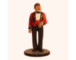 Sqn80 080 Sergeant D. Edwards R.W.F. Mess Dress circa 1980 Painted