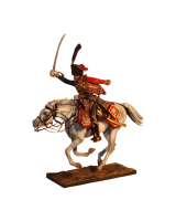 NF5102-04 The Captain of 4th regiment of Hussars Painted