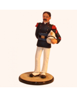 Sqn80 054 Legionaire French Foreign Legion, walking out dress Tonkin c.1886 Painted