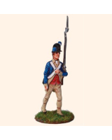 XAI 18 Private marching at the shoulder Foot 30mm Kit