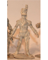 A385 Custom Made Military Miniature - Unpainted