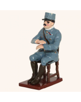 0826 05 Toy Soldier General Maxime Weygand Kit