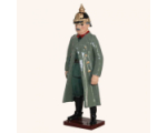 826 06 Toy Soldier Major General Sigismund Detlof von Winterfeldt Kit