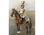 NF6001-01 Captain 1 Regiment  1810-1812 Painted