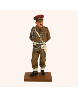 Del Prado 044 Lance-Corporal RMP - UK 1951 Painted